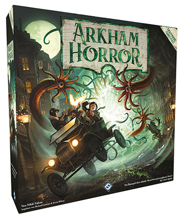 Arkham Horror 3. Edition - Grundspiel