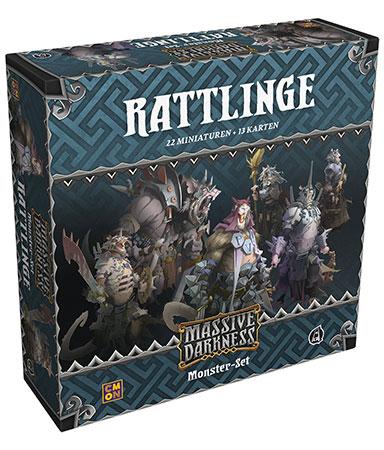 Massive Darkness - Rattlinge Monster Box