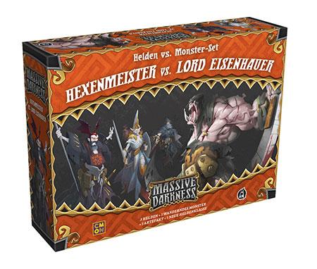 Massive Darkness – Hexenmeister vs. Lord Eisenhauer Erweiterung