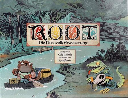 Root - Die Flussvolk Erweiterung (dt.)