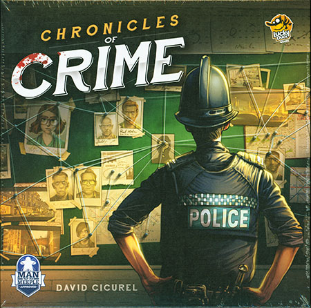 Chronicles of Crimes (engl.)