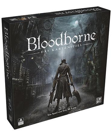 Bloodborne - Das Kartenspiel