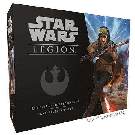 Star Wars: Legion - Rebellen Kundschafter Erweiterung