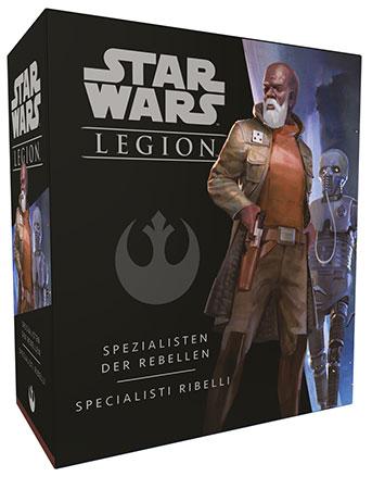 Star Wars: Legion - Spezialisten der Rebellen Erweiterung