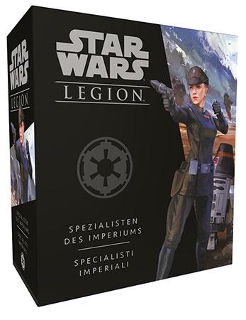 Star Wars: Legion - Spezialisten des Imperiums Erweiterung
