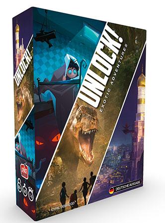Unlock! - Exotic Adventures (Box 4)