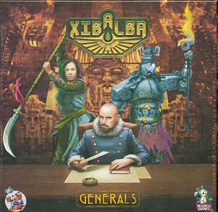 Xibalba Generäle Erweiterung (engl.)