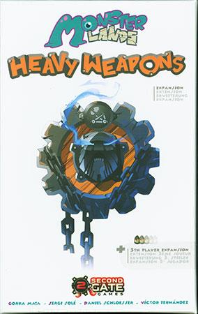 Monster Lands - Heavy Weapon Erweiterung