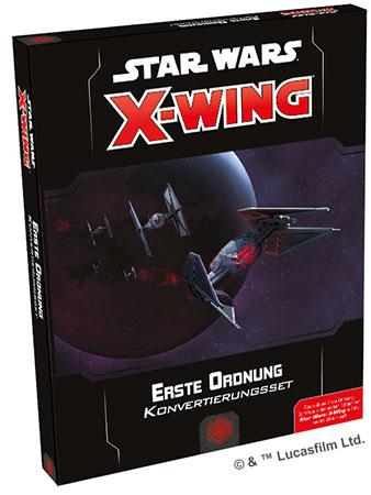 Star Wars: X-Wing 2.Edition - Erste Ordnung Konvertierungsset
