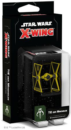 Star Wars: X-Wing 2.Edition - TIE der Minengilde Erweiterungspack