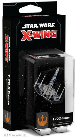 Star Wars: X-Wing 2.Edition - T-70-X-Flügler Erweiterungspack
