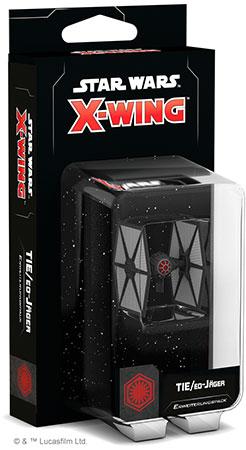 Star Wars: X-Wing 2.Edition - TIE/eo-Jäger Erweiterungspack
