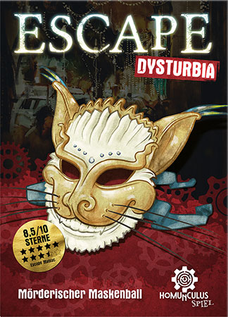 ESCAPE Dysturbia - Mörderischer Maskenball