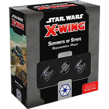 Star Wars: X-Wing 2.Edition - Konstrukte des Krieges Erweiterungspack