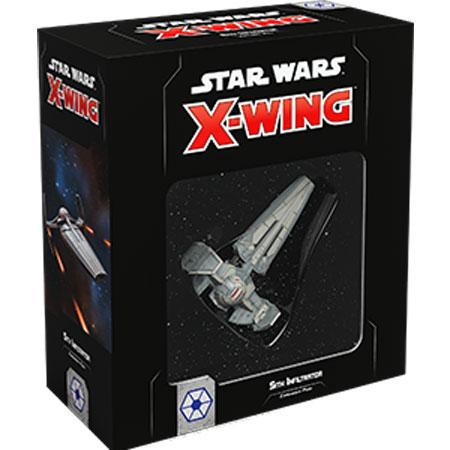 Star Wars: X-Wing 2.Edition - Sith-Infiltrator Erweiterungspack