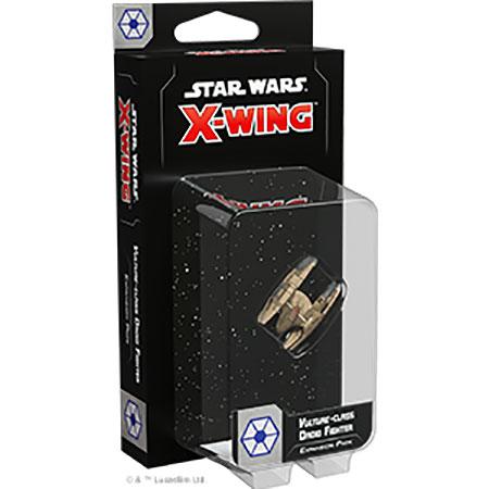 Star Wars: X-Wing 2.Edition - Droidenjäger der Vulture-Klasse Erweiterungspack