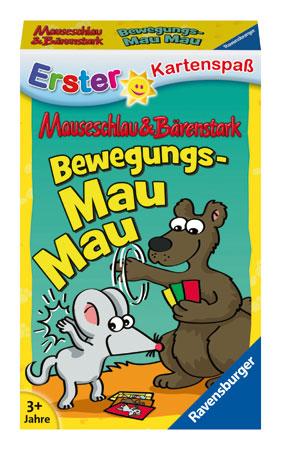 Mauseschlau & Bärenstark - Bewegungs-Mau Mau