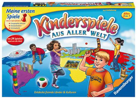 Kinderspiele aus aller Welt