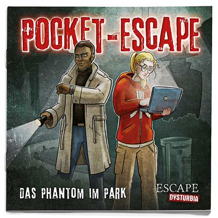 ESCAPE Dysturbia Pocket - Angus & Ada (Das Phantom im Park)