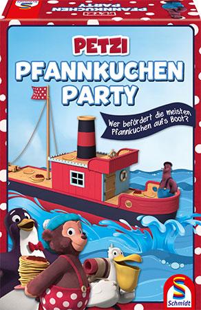 Petzi - Pfannkuchenparty