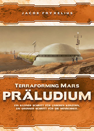 Terraforming Mars - Präludium Erweiterung