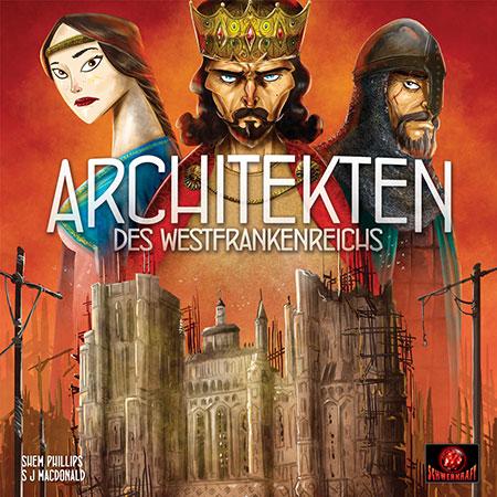 Architekten des Westfrankenreiches
