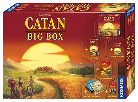 Catan - Big Box 2019