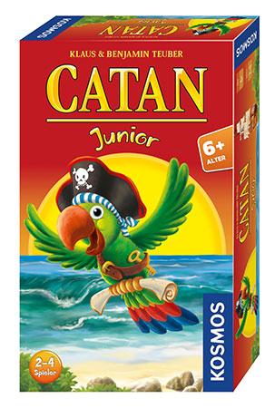 Catan - Junior Mitbringspiel