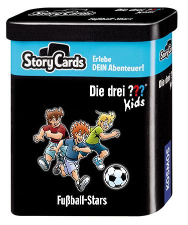 Story Cards - Die drei ??? Kids Fußball-Stars