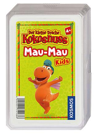 Der kleine Drache Kokosnuss - Mau Mau