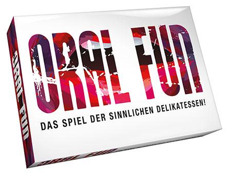 Oral Fun - Das Spiel der sinnlichen Delikatessen