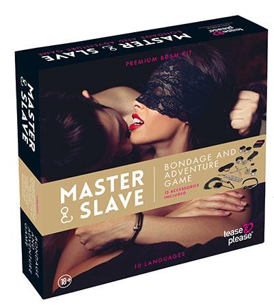 Master & Slave - Bondage Spiel