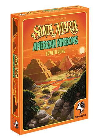Santa Maria - Amerikanische Königreiche Erweiterung