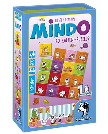 Mindo - Katzen