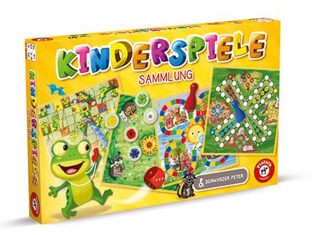 Kinderspiele-Sammlung