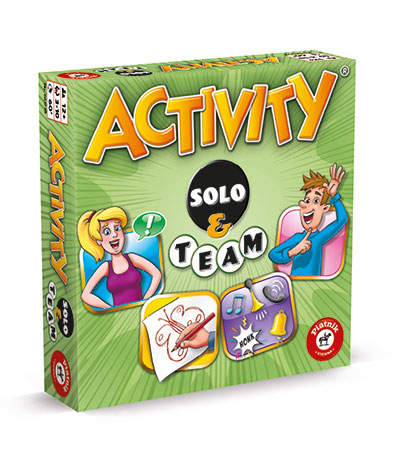 Activity Solo & Team (Activity 2in1)