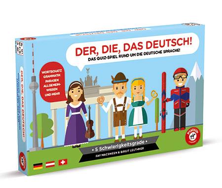 Der, Die, Das Deutsch ! (Absolut Deutsch)