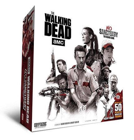 The Walking Dead - No Sanctuary (engl.)
