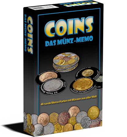 COINS - Das Münz-Memo