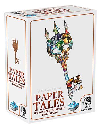 Paper Tales - Die Tore der Unterwelt Erweiterung