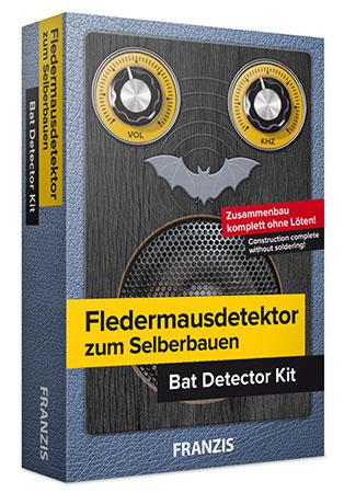 Franzis: Fledermausdetektor (ExpK) (ohne Löten)