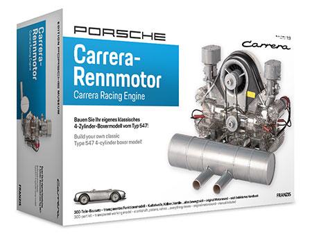 Franzis - Porsche Carrera Rennmotor (ExpK)