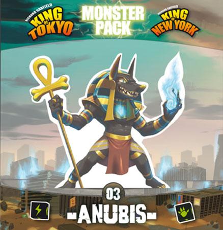 Monster Pack - Anubis