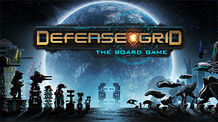 Defense Grid - Das Brettspiel (engl.)