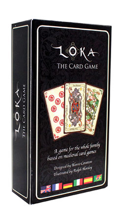 Loka - Das Kartenspiel