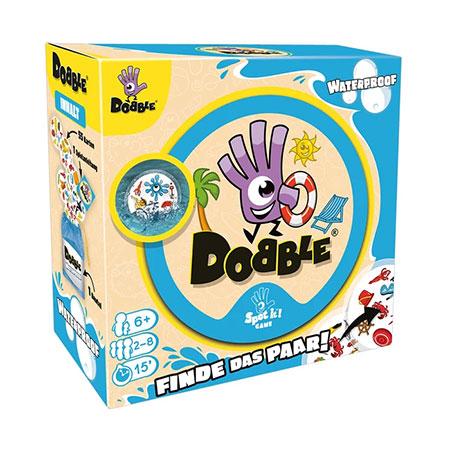 Dobble mit wasserfesten Karten