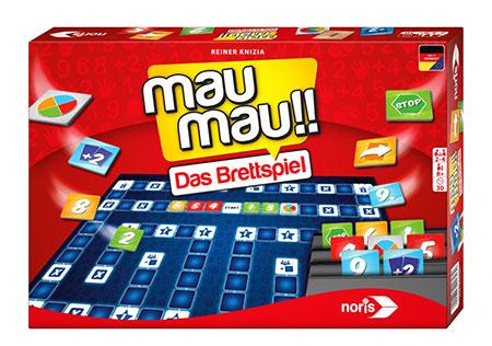 Mau Mau - Das Brettspiel