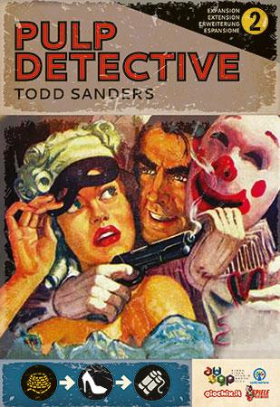 Pulp Detective - Handlanger & Hinterhalte Erweiterung