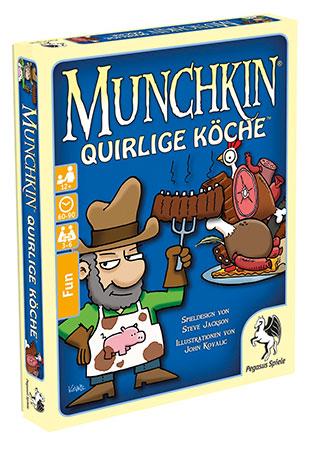 Munchkin - Quirlige Köche