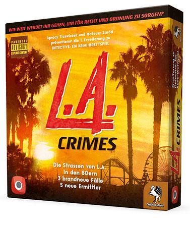 Detective - L.A. Crimes Erweiterung